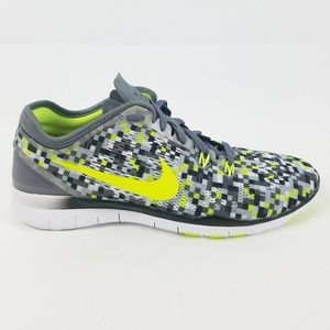 Nike FREE 5.0 TR FIT 5 PRT Running Shoes Size 7.5